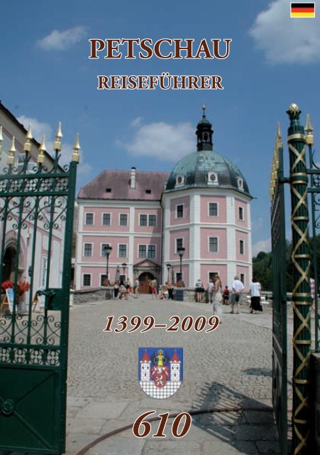 Petschau – Reiseführer - Laverna Romana, sro