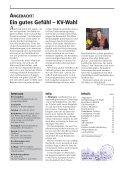 Wahl zum Kirchenvorstand - Page 2