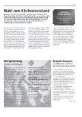 Wahl zum Kirchenvorstand - Page 3