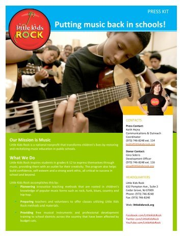 Download PDF - Little Kids Rock