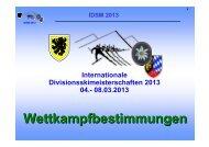 Wettkampfbestimmungen 2013 ( PDF , 1,4 MB, 83 ... - Deutsches Heer