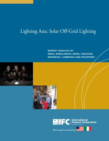 Lighting Asia Solar Off-Grid Lighting