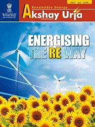 Volume 5  Issue 6  June 2012 www.mnre.gov.in