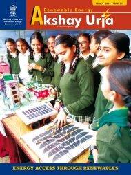 energy Access through renewAbles