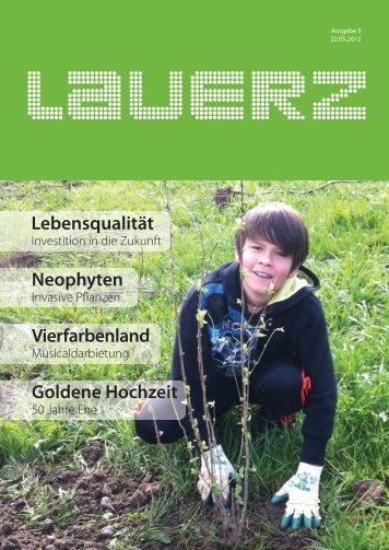 15 Jahre Spielgruppe Windrädli Mütter- und ... - Gemeinde Lauerz