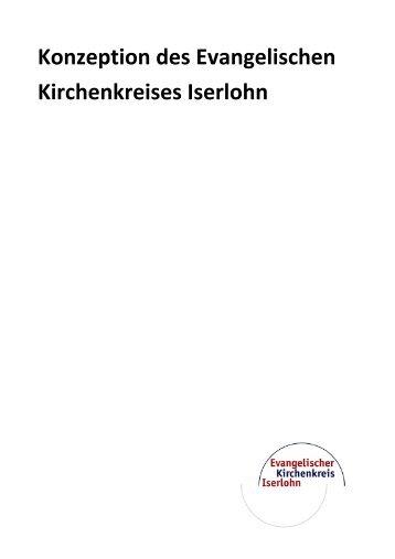 Konzeption des Evangelischen Kirchenkreises Iserlohn
