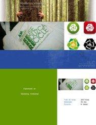 Diplomado en Marketing Ambiental