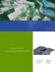 Creación de Modelos de Simulación Ambiental