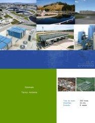 Diplomado Técnico Ambiental
