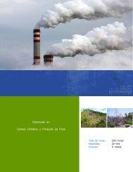 Diplomado en Cambio Climático y Protocolo de Kioto