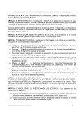 Ministerio de Servicios y Obras Públicas Viceministerio ... - Redesma - Page 7