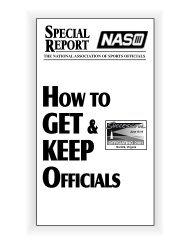 KEEP OFFICIALS