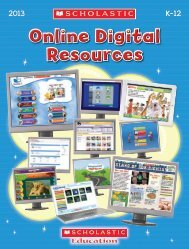 Online Digital Resources