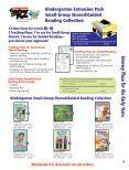Kindergarten Resources - Page 5