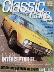 Classic Cars - Technic Motorsport