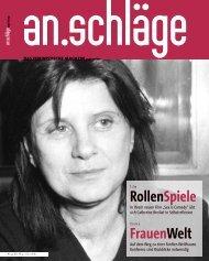 September 2003 (PDF) - an.schläge