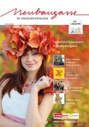 Neubau Magazin Herbst 2011 als PDF - Heute