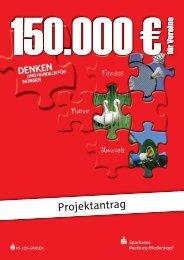 2011 Projektantrag:Layout 1.qxd - Sparkasse Marburg-Biedenkopf