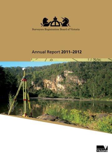 Annual Report 2011–2012