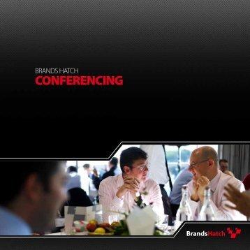 CONFERENCING - MotorSport Vision