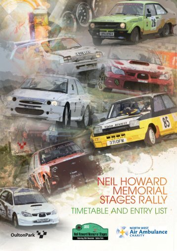 MEMORIAL STAGES RALLY