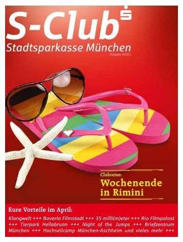 Wochenende in Rimini - Stadtsparkasse München