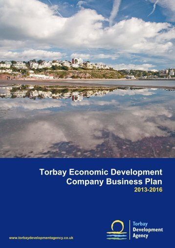Torbay Economic Development Company Business Plan