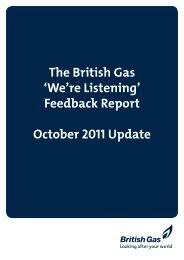 Download part 2 - British Gas