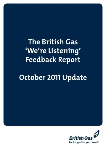 Download part 2 - British Gas