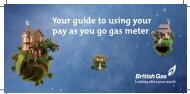 pay as you go gas meter