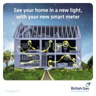 your smart meters - British Gas