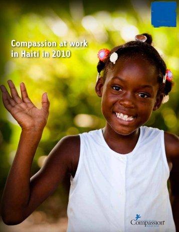 Compassion's Response in Haiti