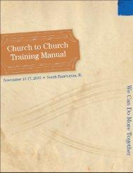 Church To Church