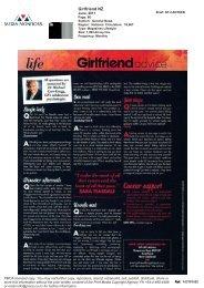 Girlfriend NZ