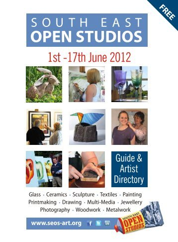 SEOS 2012 Guide and Artist Directory - South East Open Studios