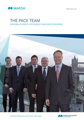THE PACE TEAM