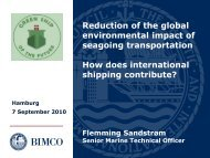 Global Warming – what's the issue? - Green Ship