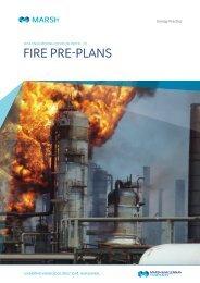 FIRE PRE-PLANS