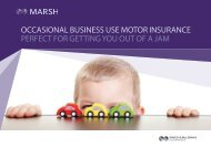 OCCASIONAL BUSINESS USE MOTOR INSURANCE perfect for getting YOU OUT OF A JAM