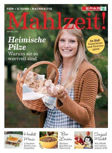 Das Magazin zum Herbst! - Spar