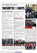 1 MAYIS GELENEĞİYLE BULUŞTU - Page 2