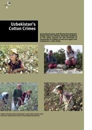 Uzbekistan's Cotton Crimes