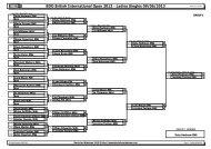 BDO British International Open 2013 - Ladies Singles 09/06/2013