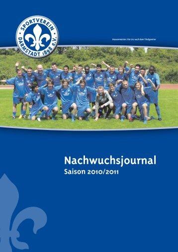 Nachwuchsjournal - SV Darmstadt 98