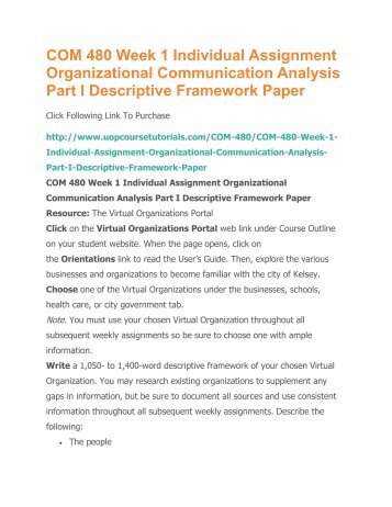 the study and application of organizational communications According to rice & webster (2002), [research and models of the adoption, diffusion, and use of new communication media in organizational settings have arisen from several research streams -- diffusion of innovations, media choice, and implementation of information systems.