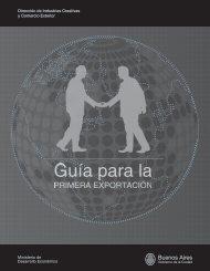 Guía para la primera exportación - Comercio Exterior