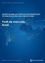 Perfil de mercado Brasil