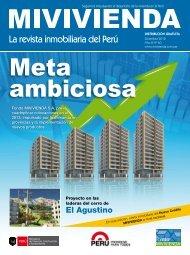 La revista inmobiliaria del Perú - Fondo MIVIVIENDA