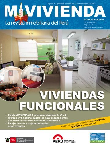VIVIENDAS FUNCIONALES