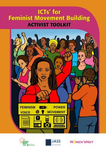 ICT's for Feminist Movement Building